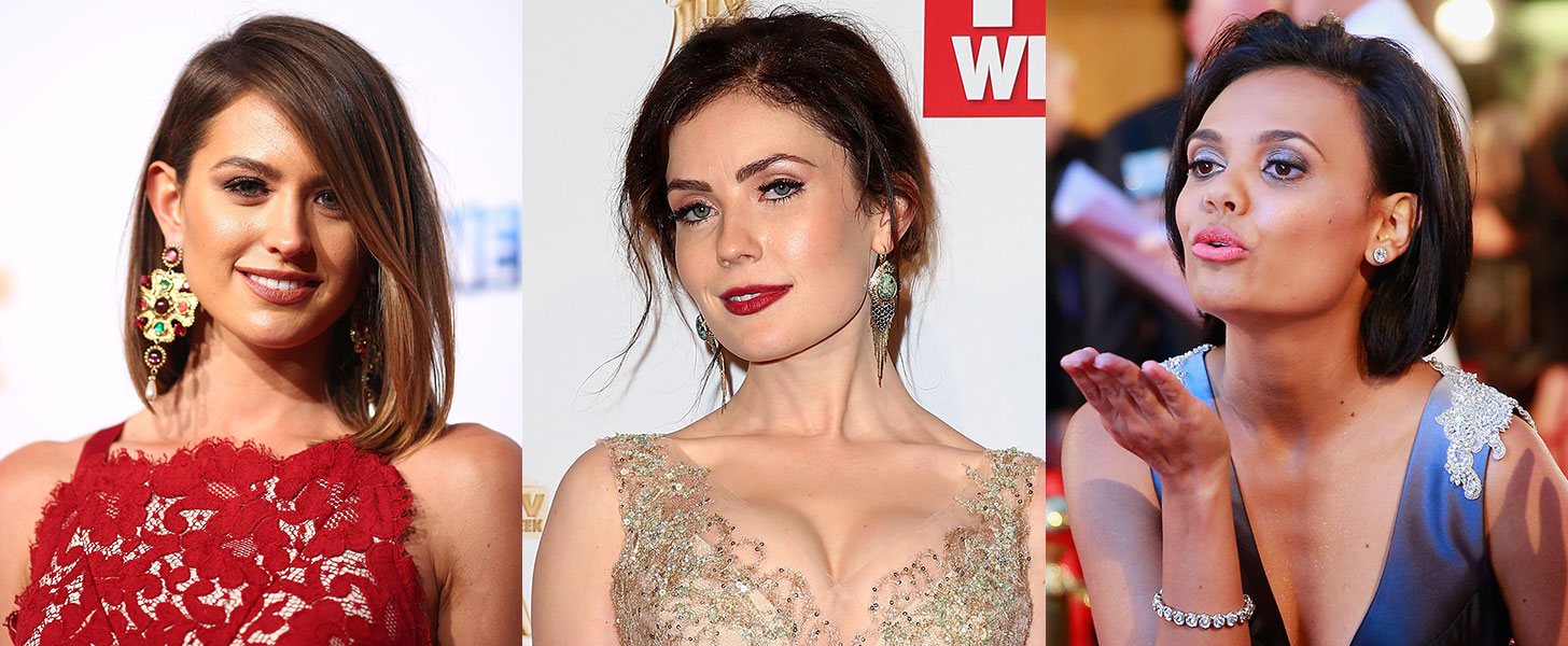 Every Aussie TV Beauty From the Logies Red Carpet