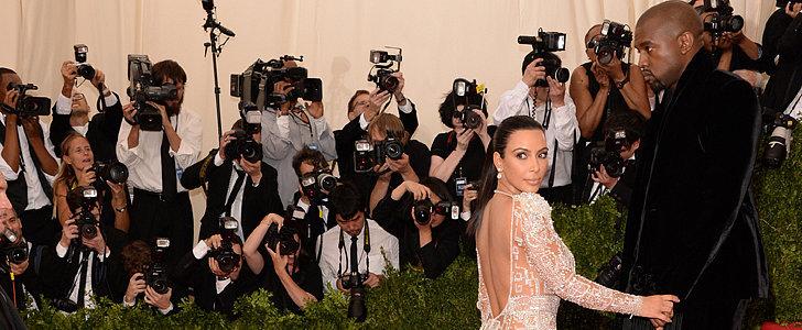 Um, Did Kim Kardashian Just Steal Beyoncé's Met Gala Look?