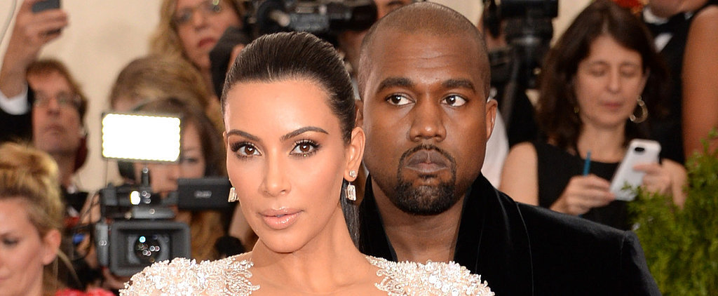 Kim Kardashian's Sexy Pose Stops Traffic on the Met Steps