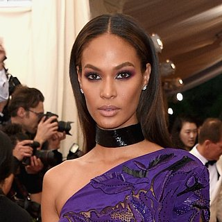 Joan Smalls at the 2015 Met Gala