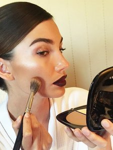 Exclusive: Lily Aldridge's Makeup Artist on Her Stunning MET Ball Look