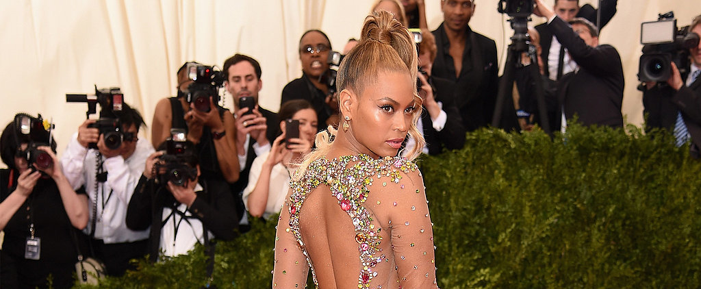 Kim Kardashian and Beyoncé Traded Places at the Met Gala