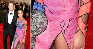 Did Anybody Else Notice The Penis on FKA Twigs' Dress?