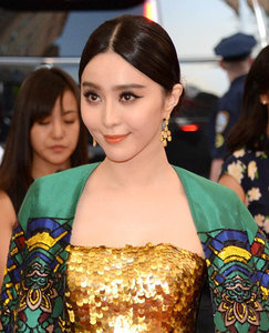 Fan Bingbing at the 2015 MET Gala