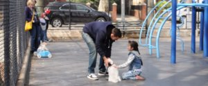 Man Lures Children Away From Playground in Chilling Social Experiment