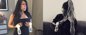 Why Pumping Pics Are the New Breastfeeding Selfie