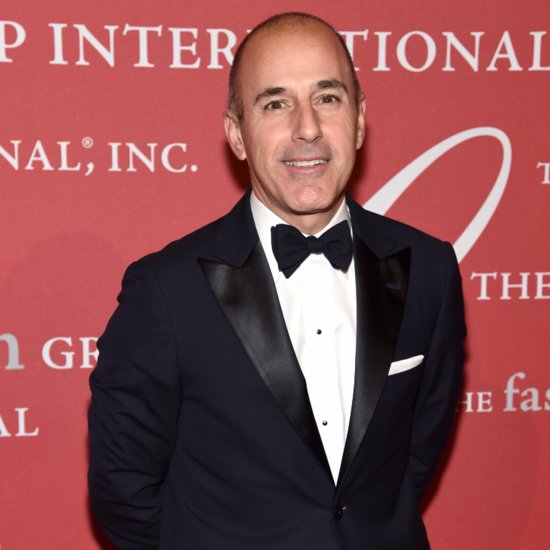 Matt Lauer Reveals the Most Nerve-Racking Interview He's Ever Done