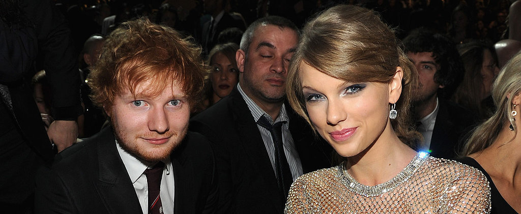 Taylor Swift and Ed Sheeran's Text Messages to Each Other Are Pure Gold