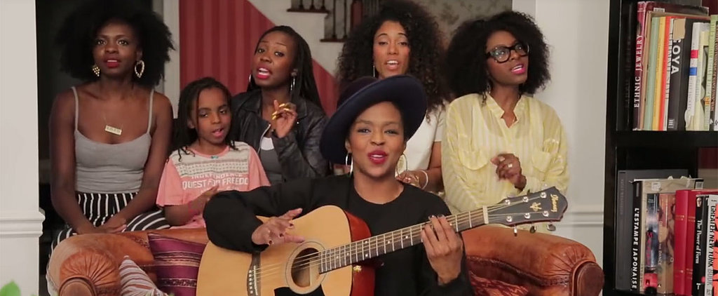 "Lauryn Hill's Acoustic Version of ""Doo Wop (That Thing)"" Will Make Your Day"