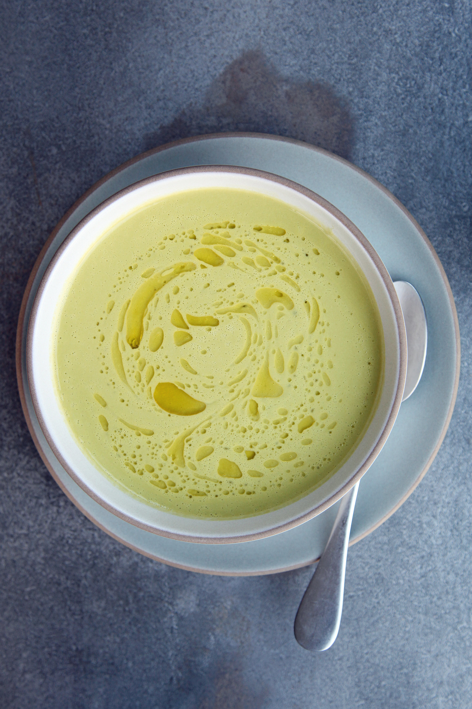 Easy Cream-Less Asparagus Soup Recipe | POPSUGAR Food