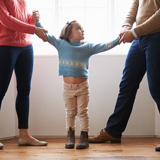 What Kids Learn From Being in a Divorced Family