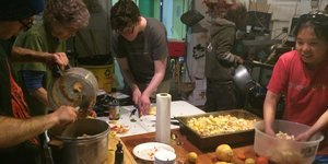 Baltimore Free Farm Feeds Protestors Through 'Culinary Solidarity'