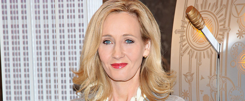 "Everyone Should Read J.K. Rowling's Inspiring Message to a Fan Who Wants to ""Give Up"""