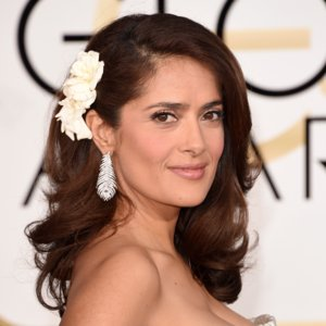 Salma Hayek Beauty Secrets