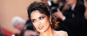 Salma Hayek Reveals the Skin Care Miracle in Your Kitchen