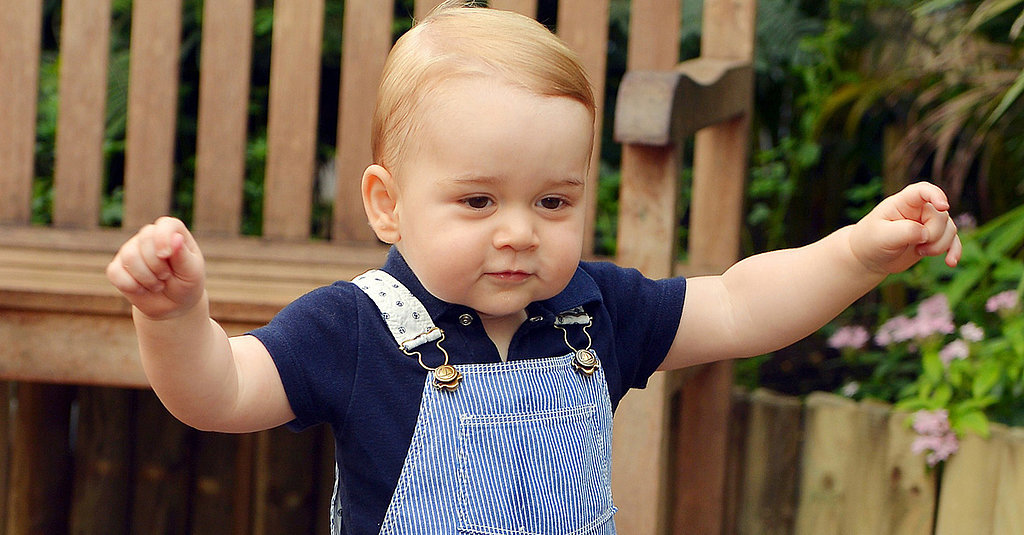 The 28 Cutest Pictures of Prince George