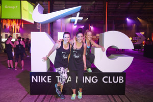 """The N+TC Tour Event Was the Most Intense Workout of My Life But I loved Every Minute"""