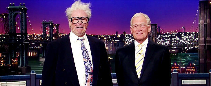 Will Ferrell Brought Out His Harry Caray Impression For David Letterman