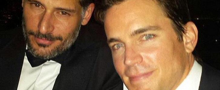 Joe Manganiello and Matt Bomer Were Prepared to Do a Striptease at the Met Gala