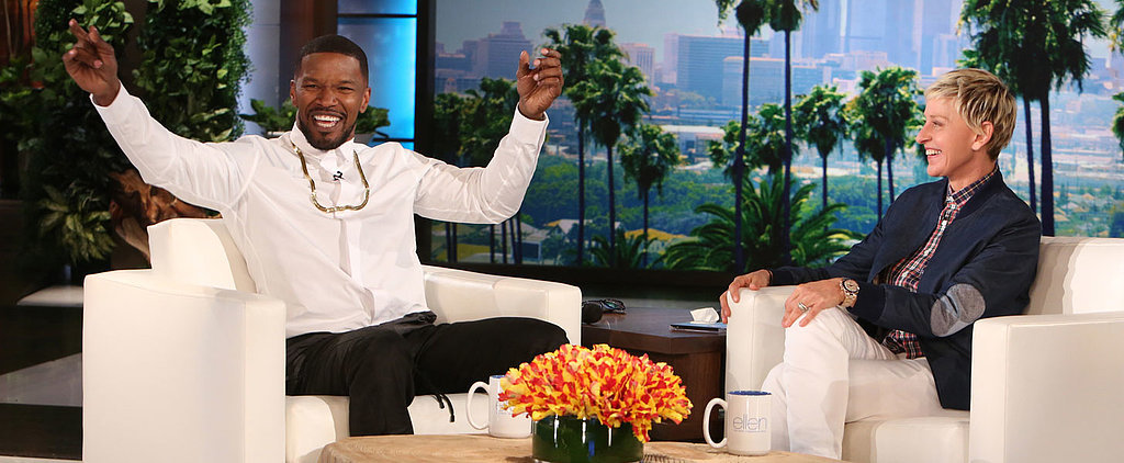 This Jamie Foxx Interview Will Make You LOL at Your Desk