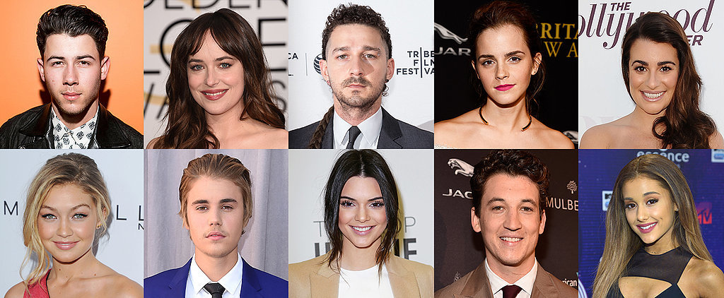 POP 100: Who Is Your Favorite Star Under 30?