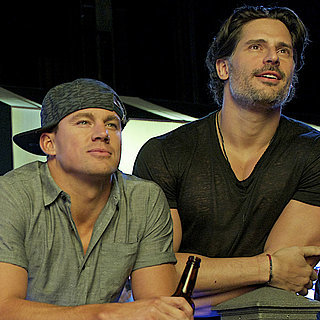 Joe Manganiello Just Debuted an Even Sexier Magic Mike XXL Trailer