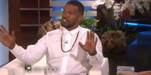 Jamie Foxx Breaks His Silence On Mayweather-Pacquiao National Anthem Backlash