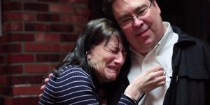 'Part Of My Son Is Still Alive': Grieving Mom Listens To Her Dead Son's Heartbeat In The Body Of Another Man