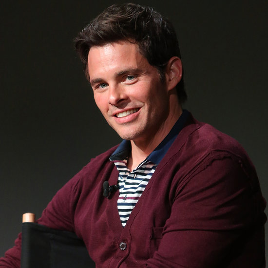 James Marsden's First Instagram Was Taken From Your Dreams — See the Snap!