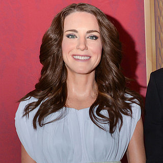Kate Middleton Wax Figure Pictures