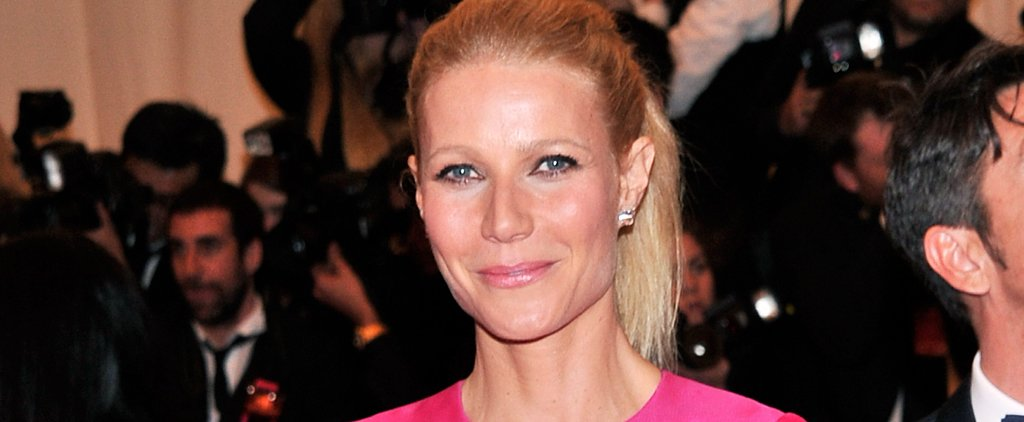 Gwyneth Paltrow Had a Very Good Reason For Skipping the Met Gala