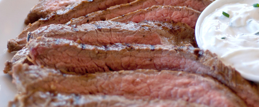 The No-Fail Way to Grill Flank Steak