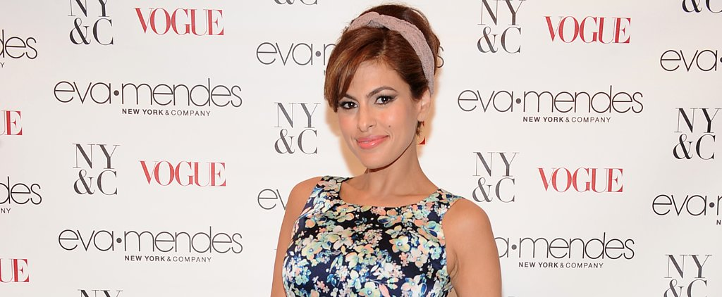 "New Mom Eva Mendes Has ""No Plans"" to Celebrate Herself This Mother's Day"