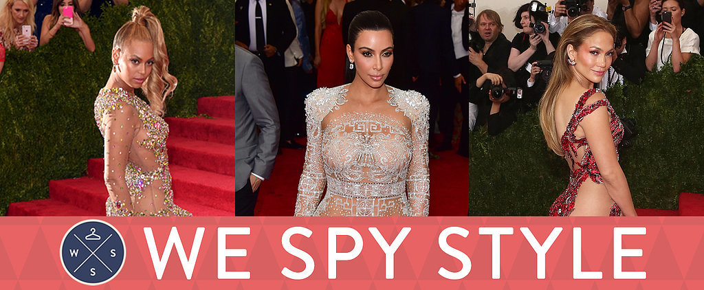 We Spy: Why Was Everyone Naked at the Met Ball?