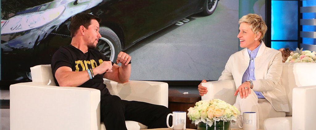 See Why Mark Wahlberg Says His Minivan Is His Fifth Baby