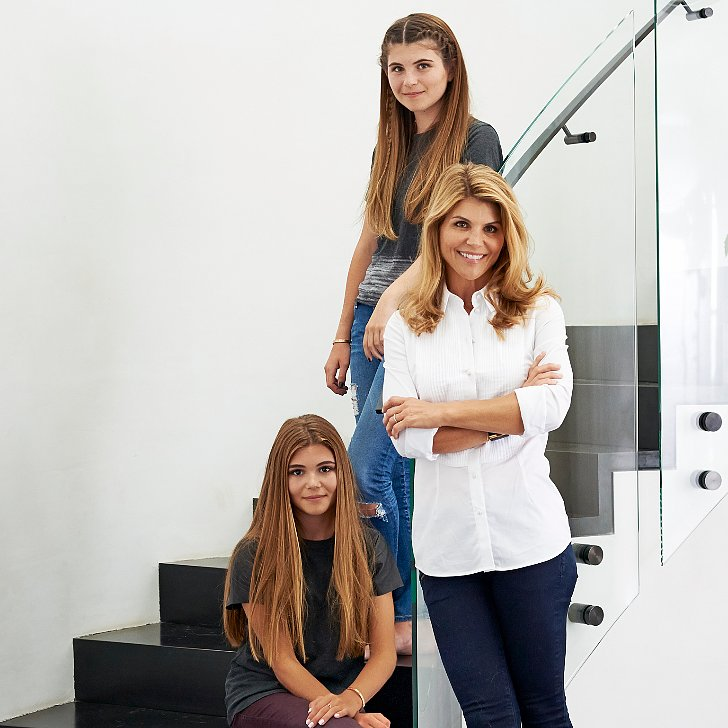Lori loughlin and mossimo giannulli s renovated la mansion popsugar