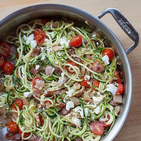 Zucchini Pasta Ideas