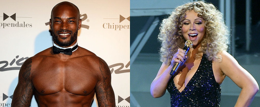 Tyson Beckford Treats Mariah Carey to the Lap Dance of a Lifetime