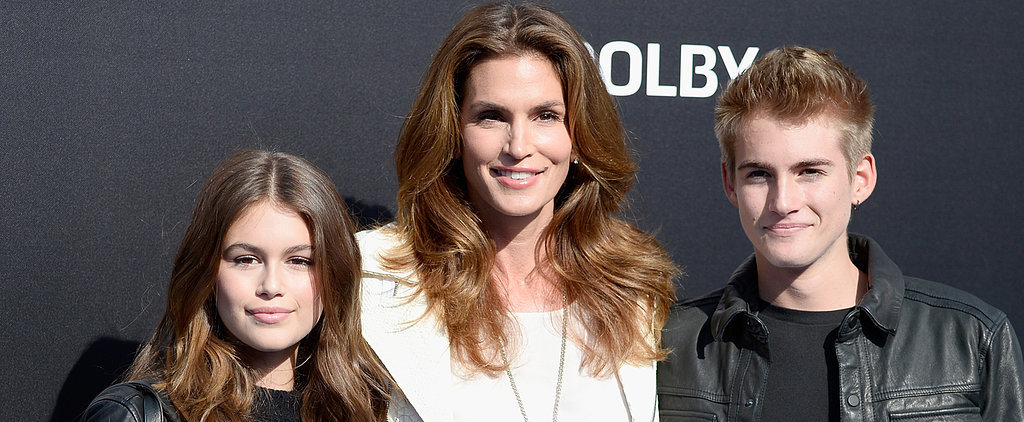 Cindy Crawford's Daughter Definitely Got Those Insane Genes!