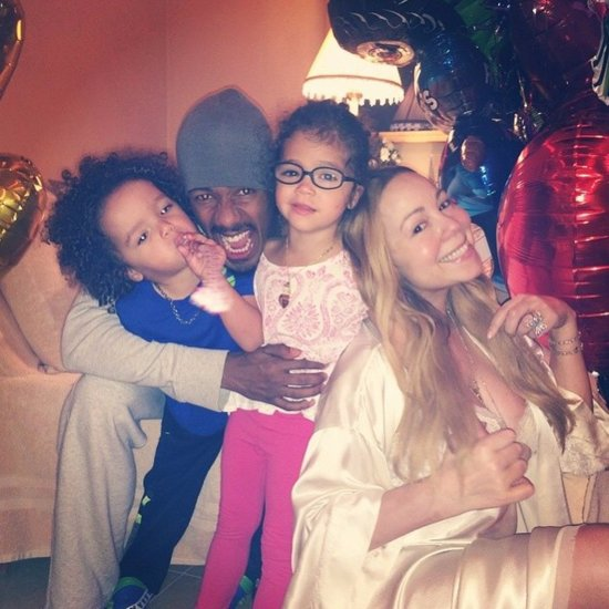 Nick Cannon Honors Ex Mariah Carey on Mother's Day 2015