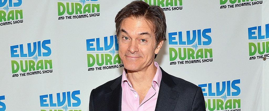 Dr. Oz Admits to His Big Boo-Boo
