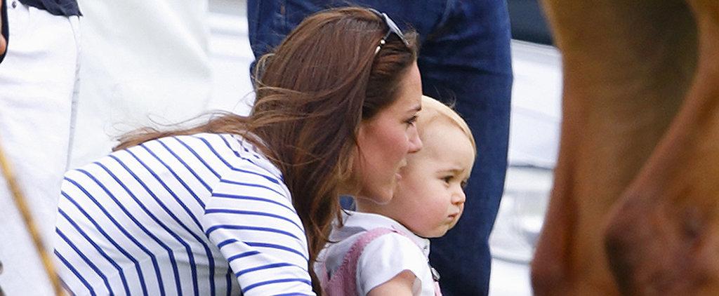 Kate Middleton's Best Mom Moments!