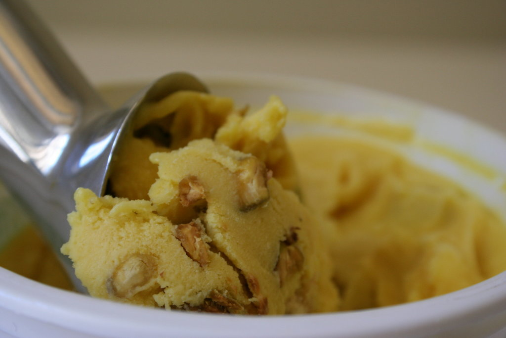 Vegan Persian Ice Cream