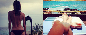Diane Kruger zeigt sich sexy im Urlaub