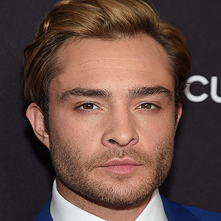 Ed Westwick Is Even Hotter as a Blond Bombshell