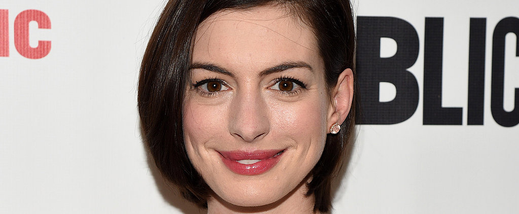 Anne Hathaway Signs On For a Surprising New Role
