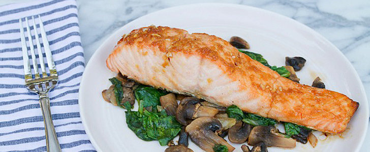 A Sweet and Salty Salmon Recipe That's Entirely Healthy