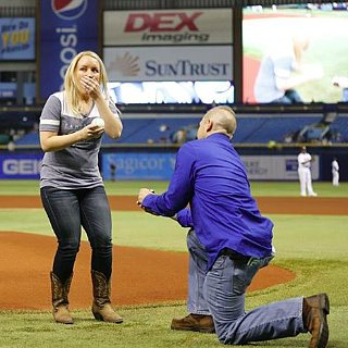 EMT Proposes to Domestic Violence Survivor