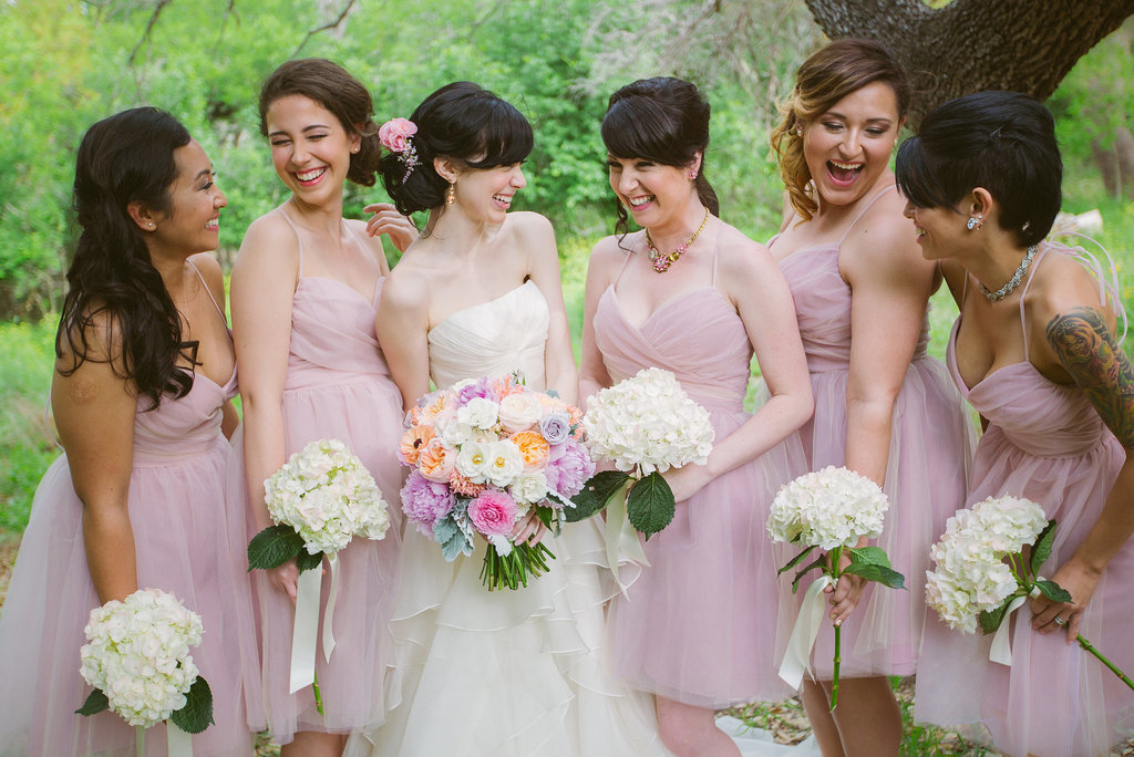 Befriend the Other Bridesmaids