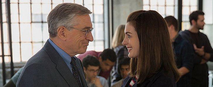 Anne Hathaway Having Robert De Niro as an Intern Is Way Cuter Than You'd Expect